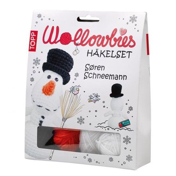 Креативен комплект Wollowbies