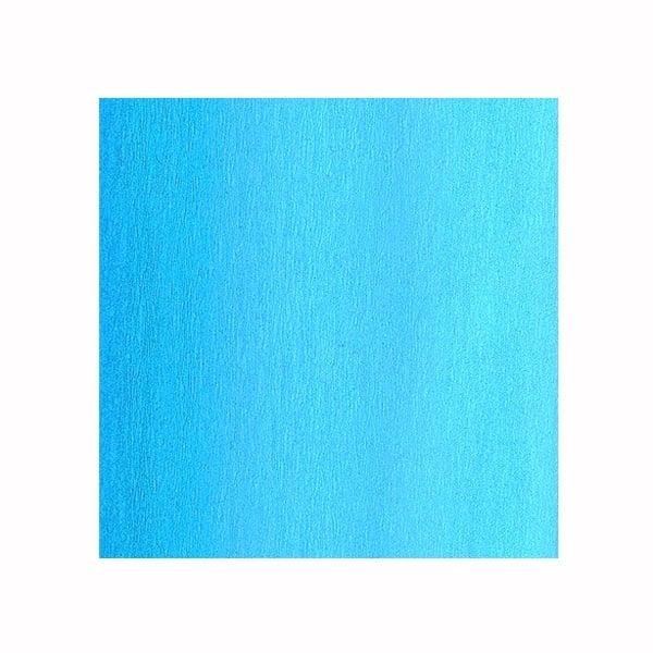 Креп-хартия, 35 g/m2, 50 x 250 cm, 1 ролка, небесно синя