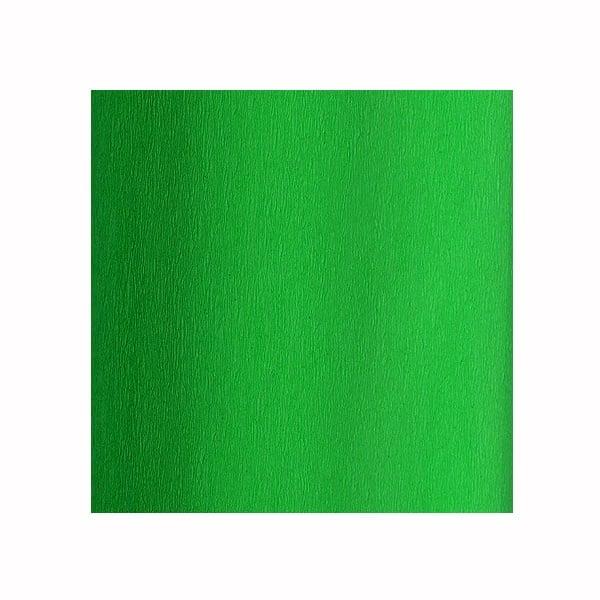 Креп-хартия, 35 g/m2, 50 x 250 cm, 1 ролка, зелена ябълка