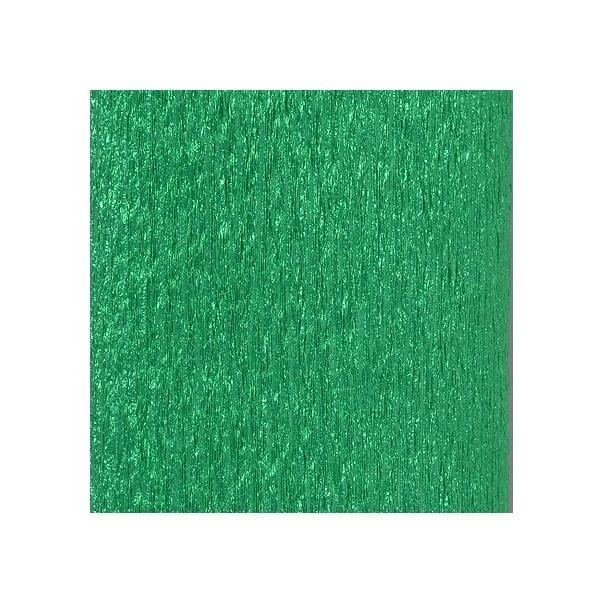 Креп-хартия ALU, 80 g/m2, 50 x 250 cm, 1 ролка, зелена