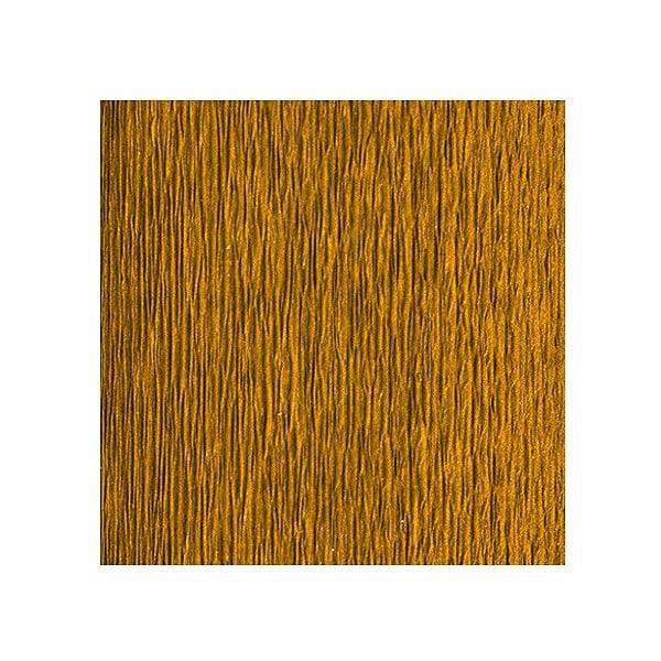 Креп-хартия усилена, 130 g/m2, 50 x 250 cm, 1 ролка, златна