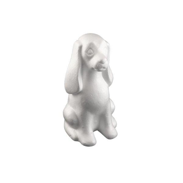 Куче от стиропор, бял, H 240 mm