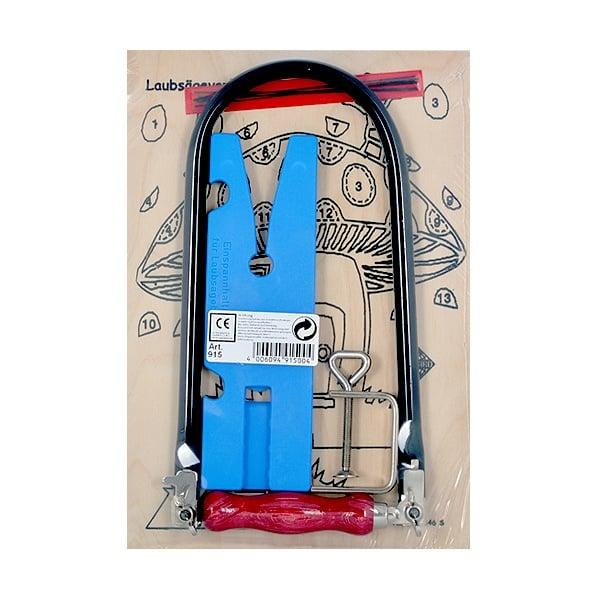Комплект инструменти за дървообработване 915