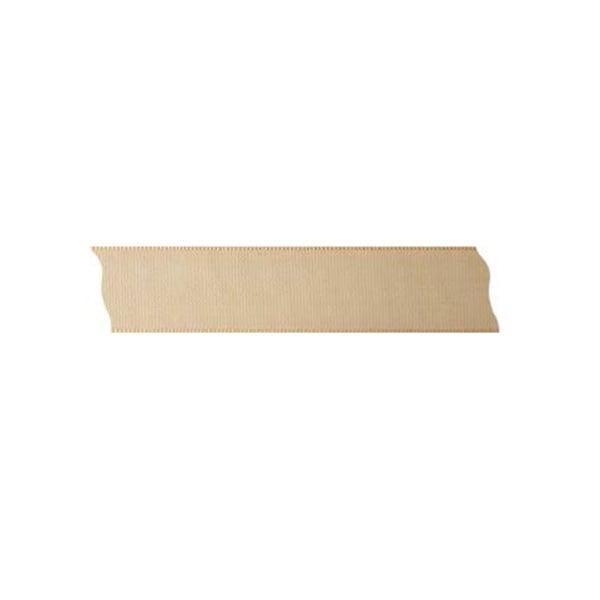 Лента декоративна UNIBAND, 25 mm, 10m Лента декоративна UNIBAND, 25 mm, 10m, бежoва