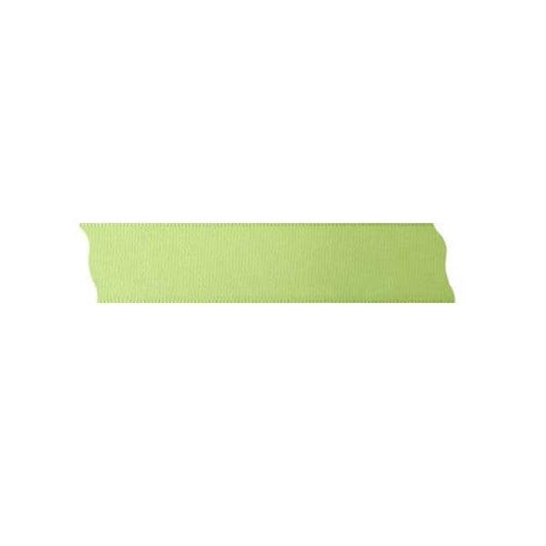 Лента декоративна UNIBAND, 25 mm, 10m Лента декоративна UNIBAND, 25 mm, 10m, светло зелена