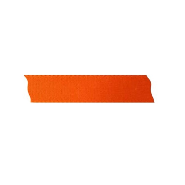 Лента декоративна UNIBAND, 25 mm, 10m Лента декоративна UNIBAND, 25 mm, 10m, тъмно оранжева