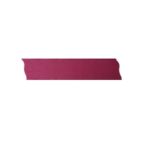 Лента декоративна UNIBAND, 25 mm, 10m Лента декоративна UNIBAND, 25 mm, 10m, вишнево червена