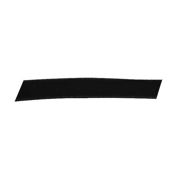 Лента кадифена с кант, 10 mm, 3m Лента кадифена с кант, 10 mm, 3m, черна