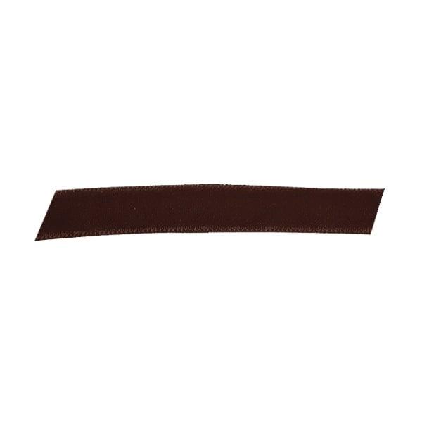 Лента кадифена с кант, 10 mm, 3m Лента кадифена с кант, 10 mm, 3m, кафява