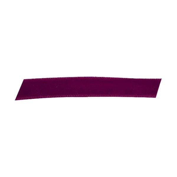 Лента кадифена с кант, 10 mm, 3m Лента кадифена с кант, 10 mm, 3m, лилава