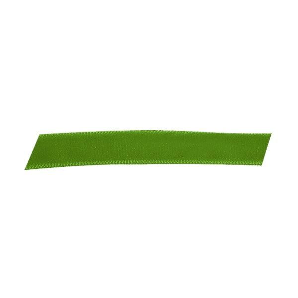 Лента кадифена с кант, 10 mm, 3m Лента кадифена с кант, 10 mm, 3m, светло зелена