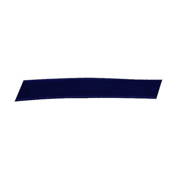 Лента кадифена с кант, 10 mm, 3m Лента кадифена с кант, 10 mm, 3m, тъмно синя