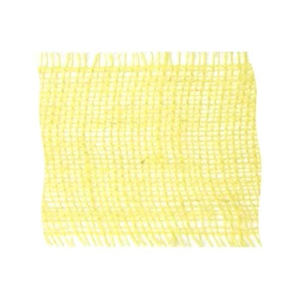 Лента конопена, 100 mm, 10m Лента конопена, 100 mm, 10m, светло жълта