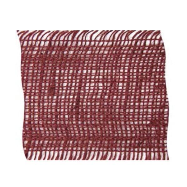 Лента конопена, 100 mm, 10m Лента конопена, 100 mm, 10m, винено червена