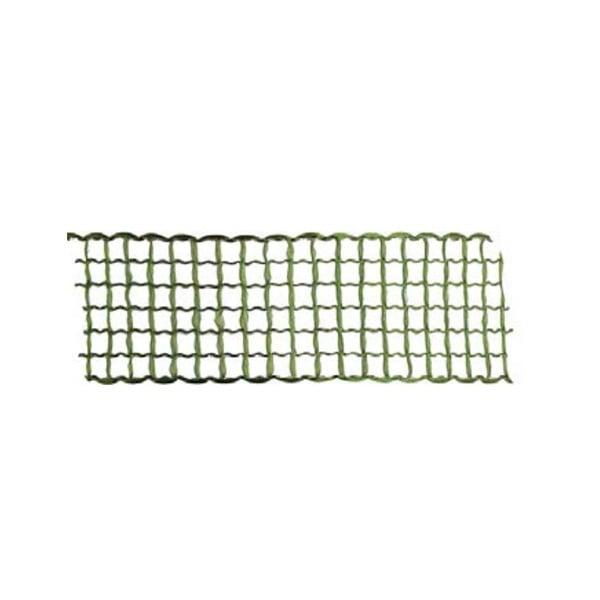Лента конопена мрежа, 40 mm, 25m Лента конопена мрежа, 40 mm, 25m, мъхово зелена