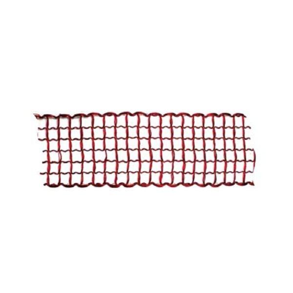 Лента конопена мрежа, 40 mm, 25m Лента конопена мрежа, 40 mm, 25m, тъмно червена