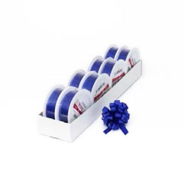 Лента с нишка за набиране, 10 mm, 3m Лента с нишка за набиране, 10 mm, 3m, кралско синя