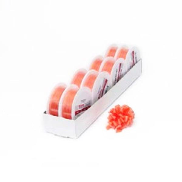 Лента с нишка за набиране, 10 mm, 3m Лента с нишка за набиране, 10 mm, 3m, оранжева