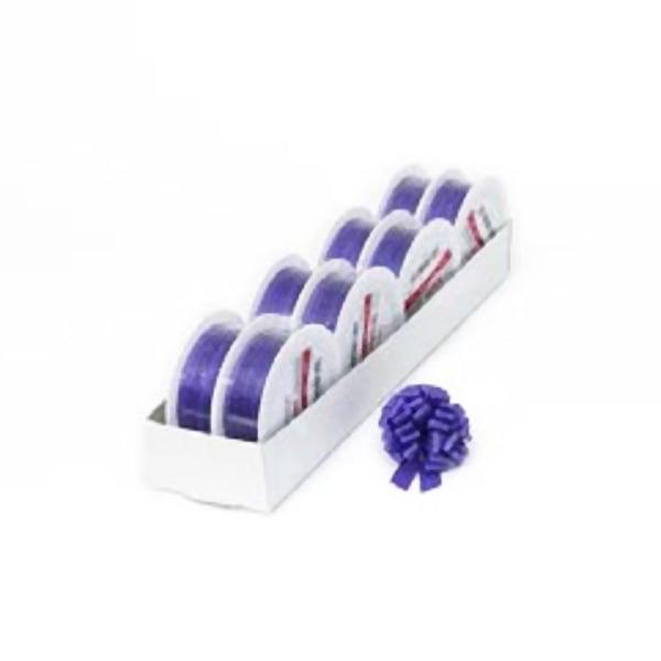 Лента с нишка за набиране, 10 mm, 3m Лента с нишка за набиране, 10 mm, 3m, пурпурна