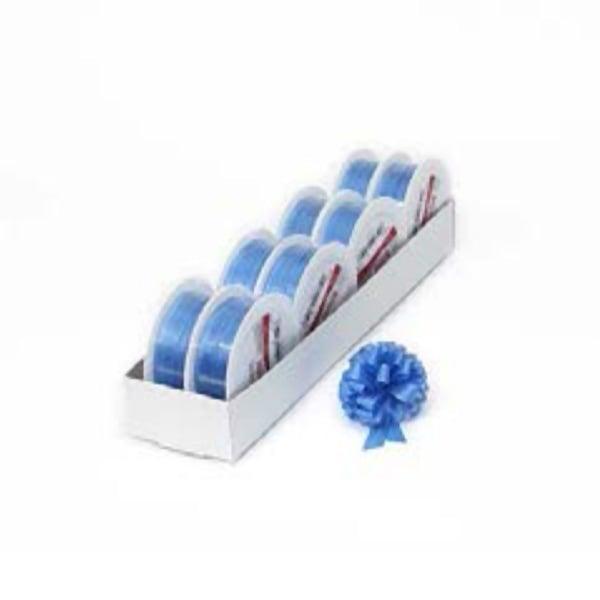 Лента с нишка за набиране, 10 mm, 3m Лента с нишка за набиране, 10 mm, 3m, светло синя