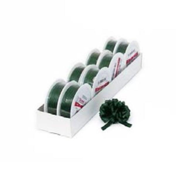 Лента с нишка за набиране, 10 mm, 3m Лента с нишка за набиране, 10 mm, 3m, тъмно зелена