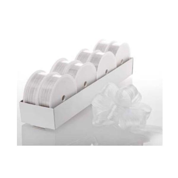 Лента с нишка за набиране, 25 mm, 3m Лента с нишка за набиране, 25 mm, 3m, бяла