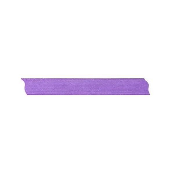 Лента шифон, 15 mm, 10m Лента шифон, 15 mm, 10m, лилава