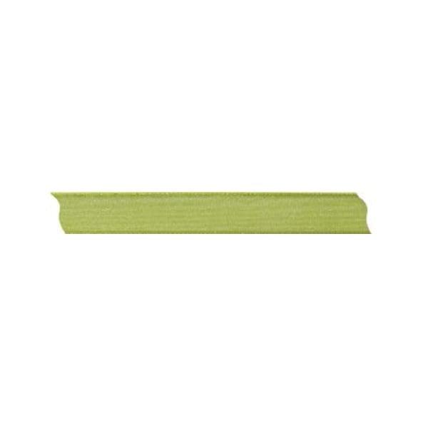 Лента шифон, 15 mm, 10m Лента шифон, 15 mm, 10m, мъхово зелена