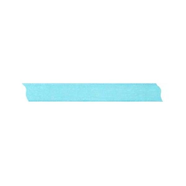 Лента шифон, 15 mm, 10m Лента шифон, 15 mm, 10m, турско синя
