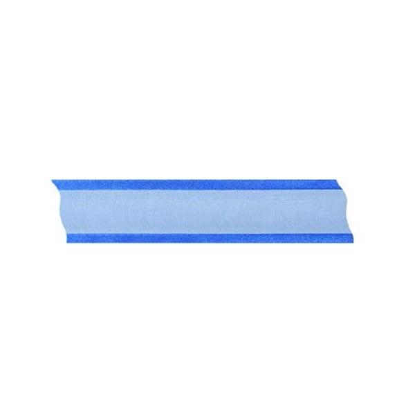 Лента шифон, 25 mm, 25m Лента шифон, 25 mm, 25m, кралско синя