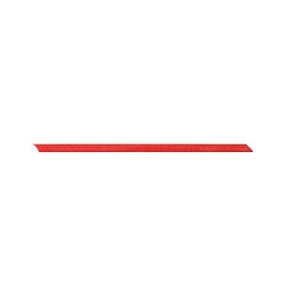 Лента шифон, 3 mm, 10m Лента шифон, 3 mm, 10m, червена