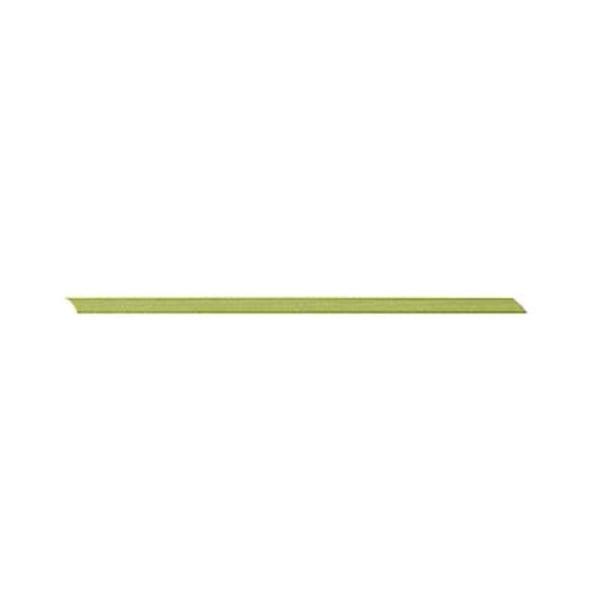 Лента шифон, 3 mm, 10m Лента шифон, 3 mm, 10m, мъхово зелена