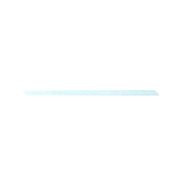 Лента шифон, 3 mm, 10m Лента шифон, 3 mm, 10m, светло синя