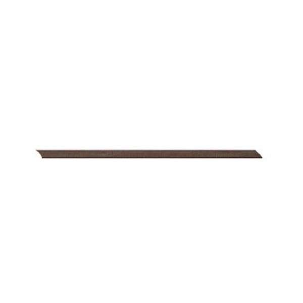 Лента шифон, 3 mm, 10m Лента шифон, 3 mm, 10m, тъмно кафява