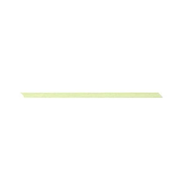 Лента шифон, 3 mm, 10m Лента шифон, 3 mm, 10m, тъмно зелена