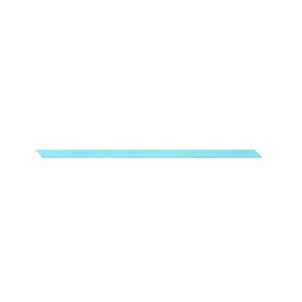 Лента шифон, 3 mm, 10m Лента шифон, 3 mm, 10m, турско синя