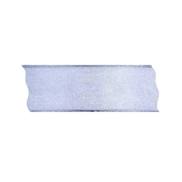 Лента шифон DRAHT, 40 mm, 5m Лента шифон DRAHT, 40 mm, 5m, светло синя