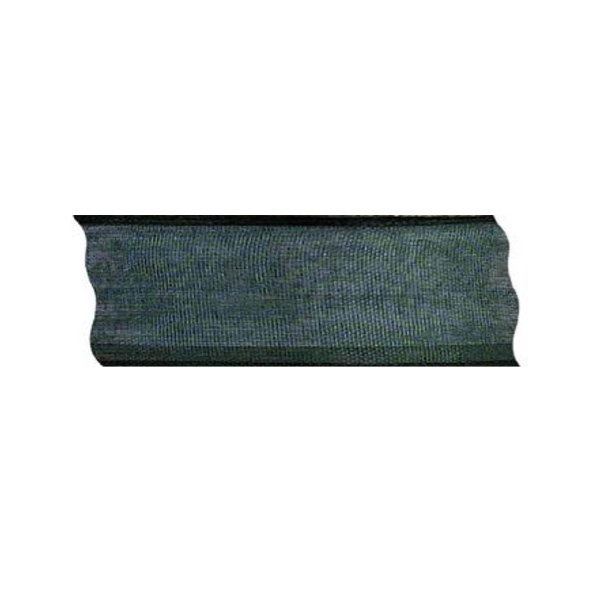 Лента шифон DRAHT, 40 mm, 5m Лента шифон DRAHT, 40 mm, 5m, тъмно зелена