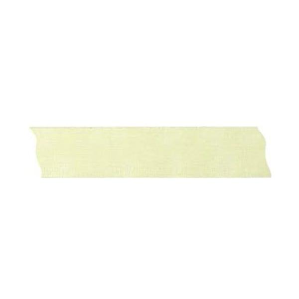Лента шифон рязана, 25 mm, 10m Лента шифон рязана, 25 mm, 10m, жълта