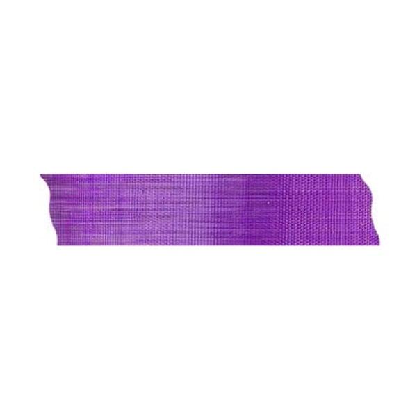 Лента шифон рязана, 25 mm, 10m Лента шифон рязана, 25 mm, 10m, лилава