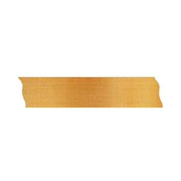 Лента шифон рязана, 25 mm, 10m Лента шифон рязана, 25 mm, 10m, оранжева