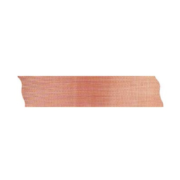 Лента шифон рязана, 25 mm, 10m Лента шифон рязана, 25 mm, 10m, тъмно оранжева