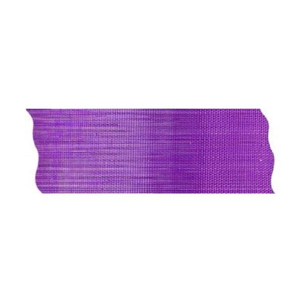 Лента шифон рязана, 40 mm, 10m Лента шифон рязана, 40 mm, 10m, лилава