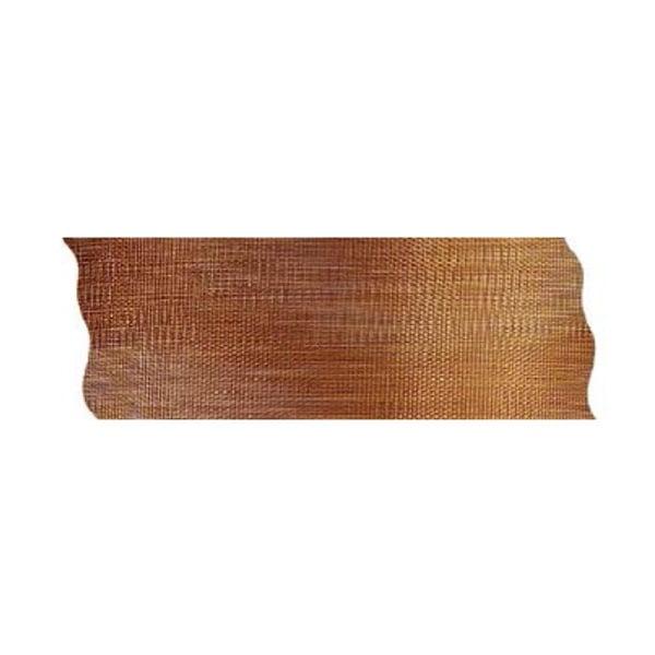 Лента шифон рязана, 40 mm, 10m Лента шифон рязана, 40 mm, 10m, тъмно кафява