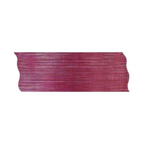 Лента шифон рязана, 40 mm, 10m Лента шифон рязана, 40 mm, 10m, винено червена