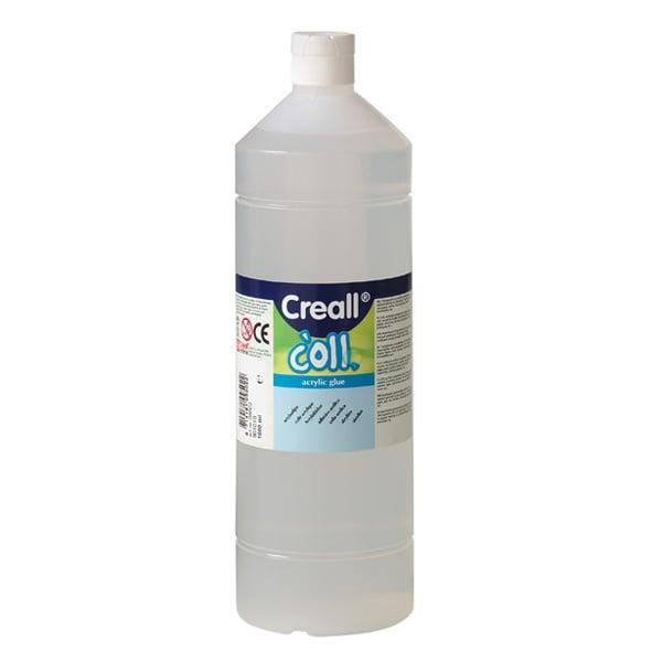 Лепило прозрачно универсално CREAL Coll, 1000 ml
