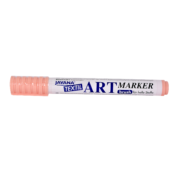 Маркер за рисуване  върху текстил Art Marker, JAVANA Маркер за рисуване Art Marker, JAVANA, телесен цвят