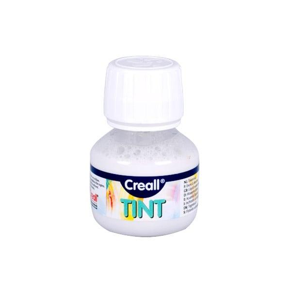 Мастило прозрачно водоразтворимо CREALL TINT, 50 ml Мастило прозрачно водоразтворимо CREALL TINT, 50 ml, бяла