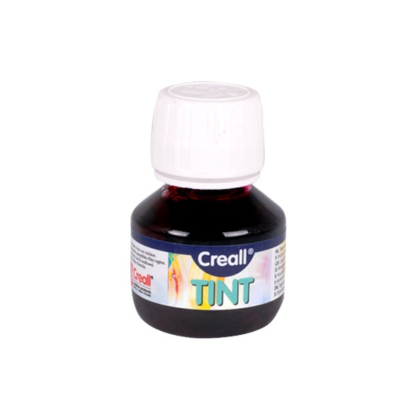 Мастило прозрачно водоразтворимо CREALL TINT, 50 ml Мастило прозрачно водоразтворимо CREALL TINT, 50 ml, тъмно червена