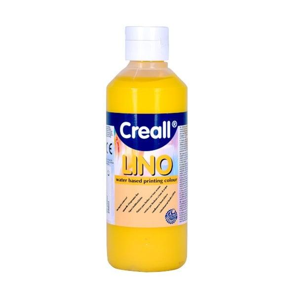 Мастило за линогравюра CREALL LINO, 250ml Мастило за линогравюра CREALL LINO, 250ml, жълто